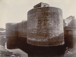 A bastion, Deeg fort